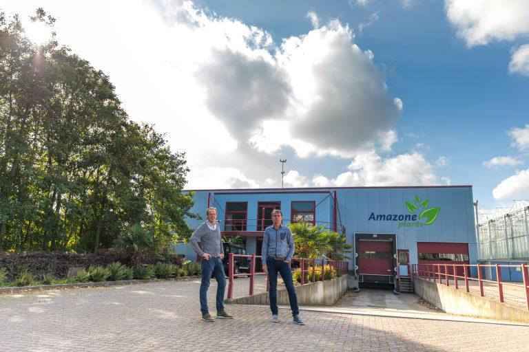 Amazone plants kwekerij- Pull Position Marketingbureau