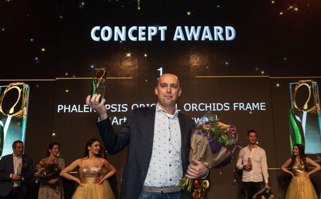 Uitreiking Dutch Tulip Awards