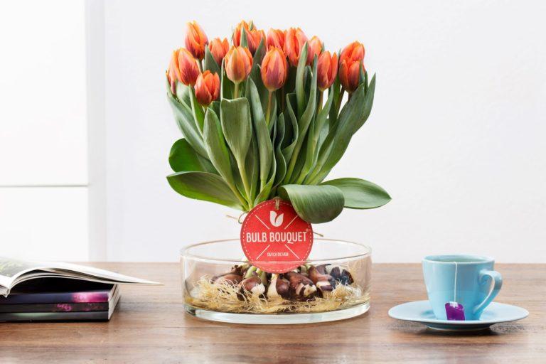 Bulb Bouquet tulpenschoof- Marketingbureau Pull Position